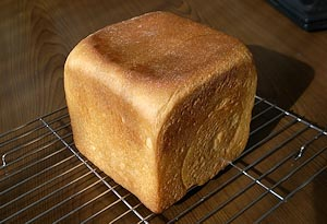 アンダンテの角食パン