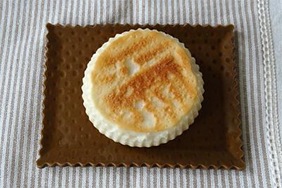 GOPANのフロマージュお米パン。実は裏側