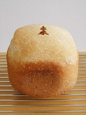 GOPANの白神こだま酵母赤米食パン