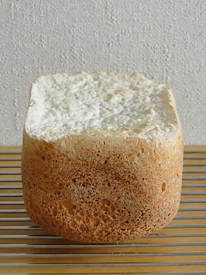 GOPANのお米食パン失敗