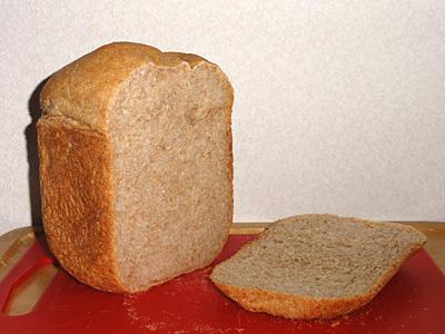 GOPANの全粒粉パン。