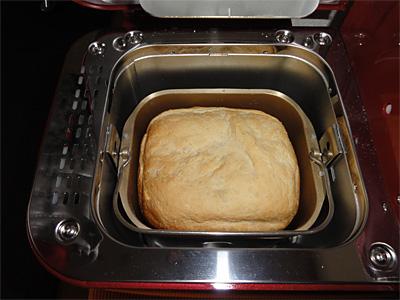 米パン焼き上がり