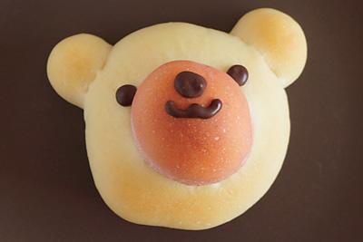 くまの桜あんパン代表