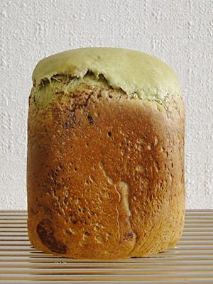 GOPANの抹茶あん食パン
