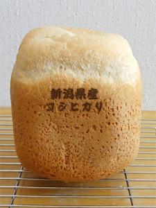 北魚沼産こしひかり米食パン