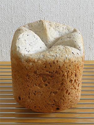 GOPANのお米食パンの切り込み