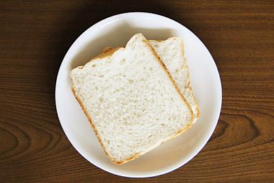 山形県産こしひかりお米食パンをスライス