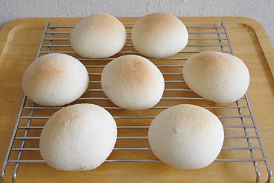 GOPANのお米梅あんパン