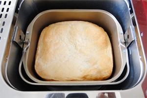 白神こだま酵母お米食パンの焼き上がり!