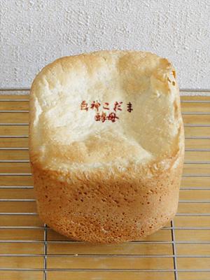 GOPANの白神こだま酵母お米食パン