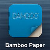 iPadアプリ「Bamboo Paper」のアイコン