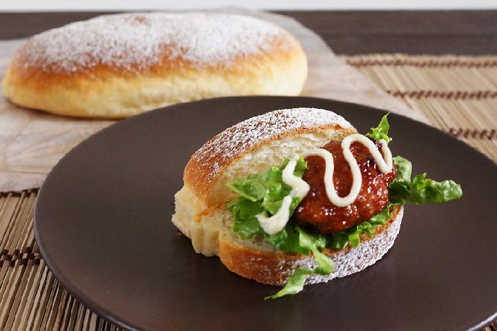 GOPANの小麦グルテンを使ったパネトーネマザー米粉パン