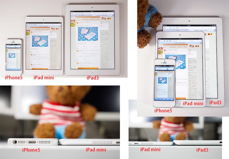 iPad miniの率直な感想