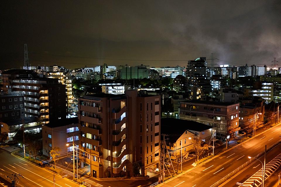 RX1で撮影した夜景