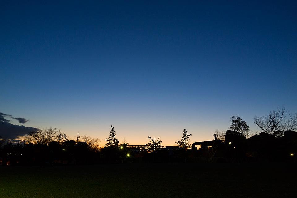 南砂町トワイライト。RX!で撮影。
