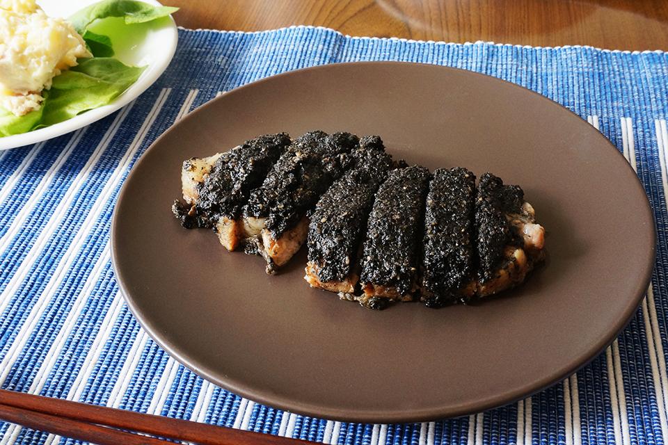 沖縄の伝統料理「ミヌダル」