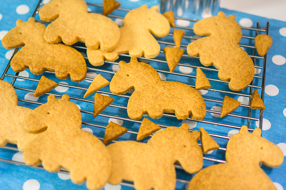 オリジナルお馬さんクッキー