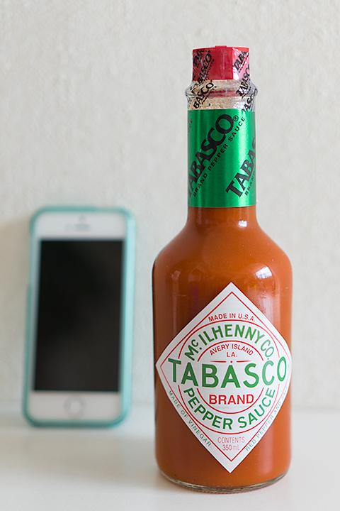 タバスコの大瓶350ml