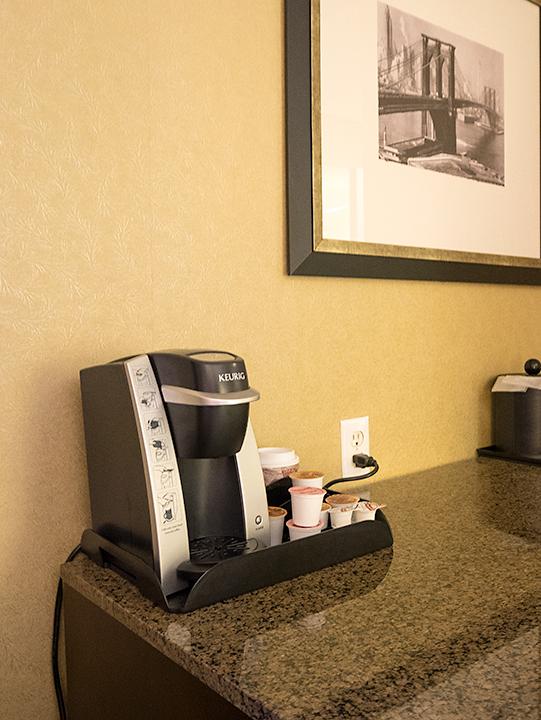 KEURIGのコーヒーメーカー