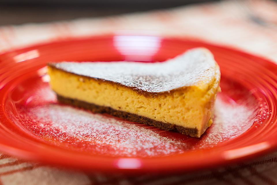 ココアタルトのNYチーズケーキ