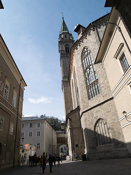 フランツィスカーナー教会(Franziskanerkirche)。