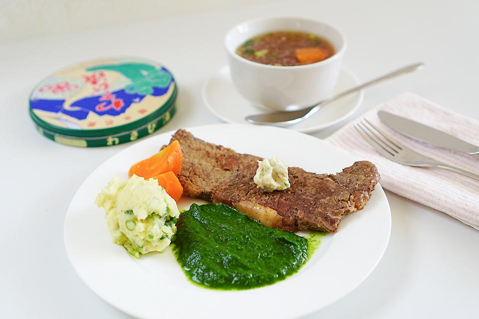 オーストリア料理「Tafelspitz(ターフェルスピッツ)」