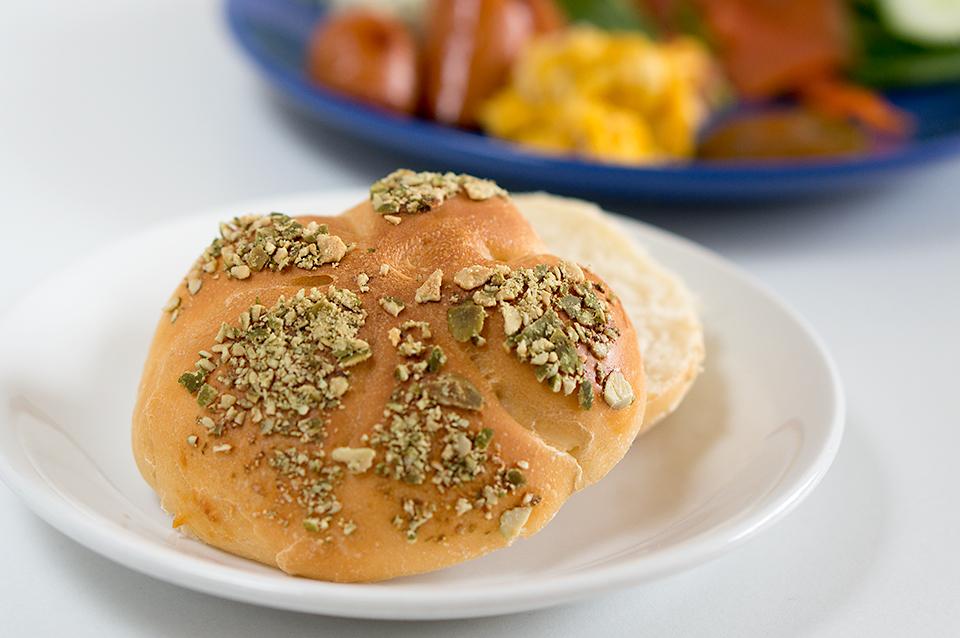 かぼちゃの種のカイザーゼンメル