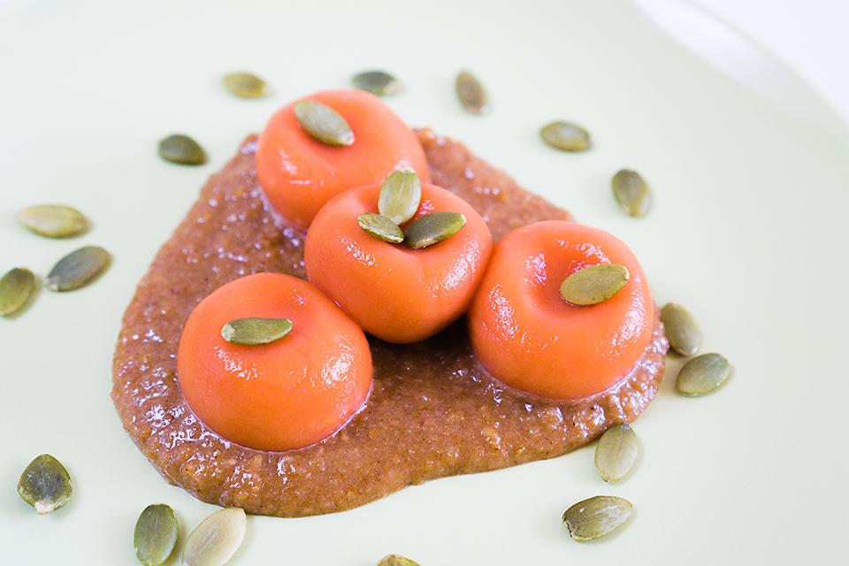 トマト白玉
