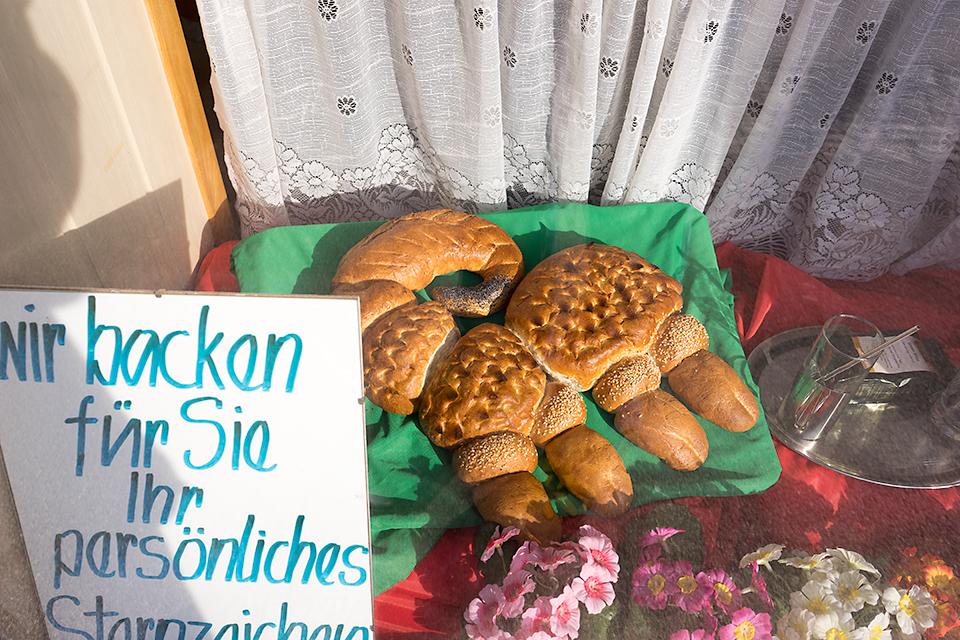 """このパンはおそらく""""蠍座パン""""と思われます。たぶん?"""