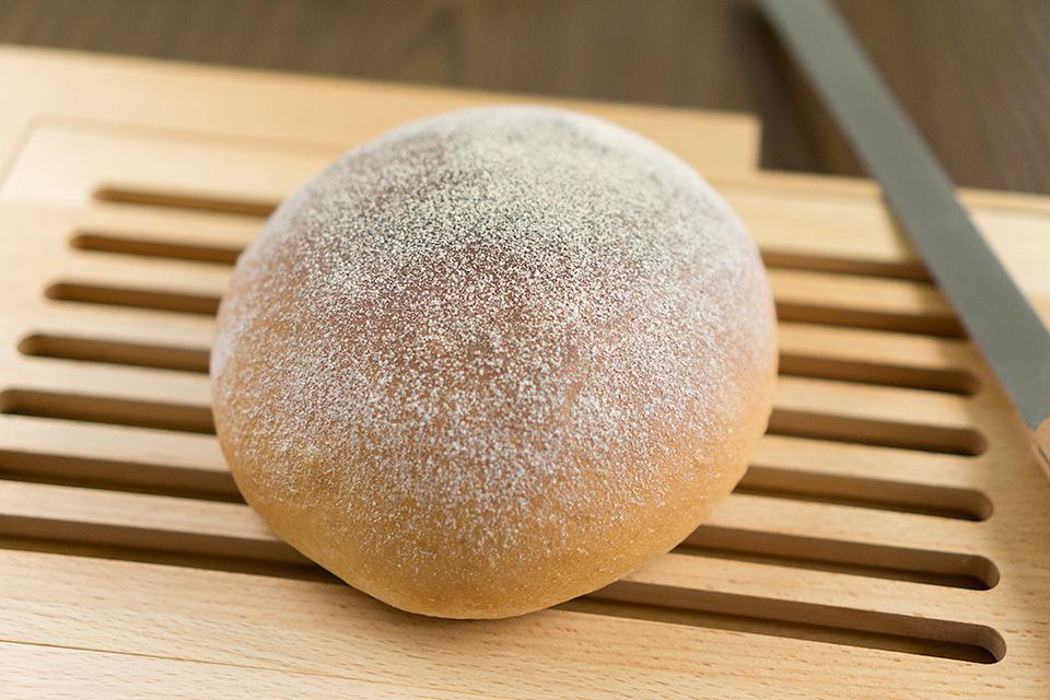 食べきりサイズのライ麦パン