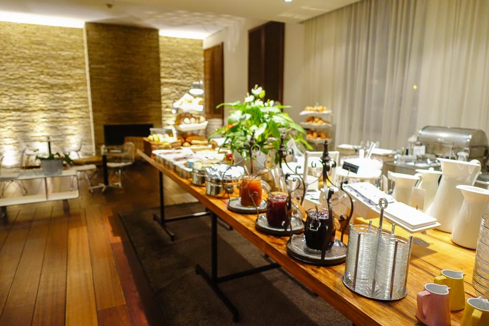 Hotel Danielの朝食