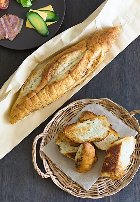 しょうゆきゃふぇの醤油パン