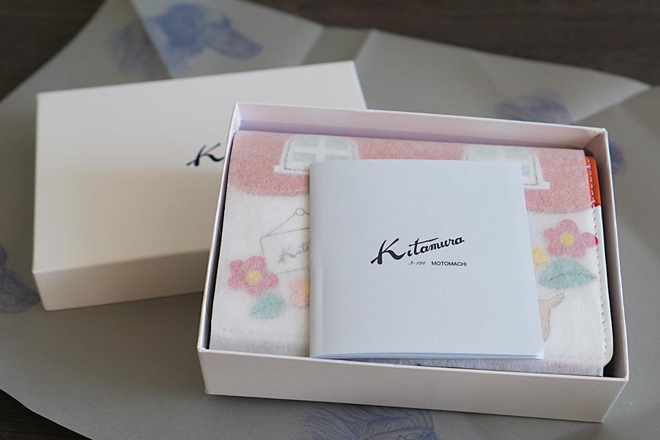キタムラのお財布届きました!