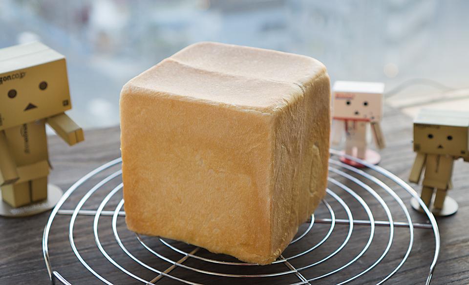 12センチ立方体型ピッタリ角食1斤