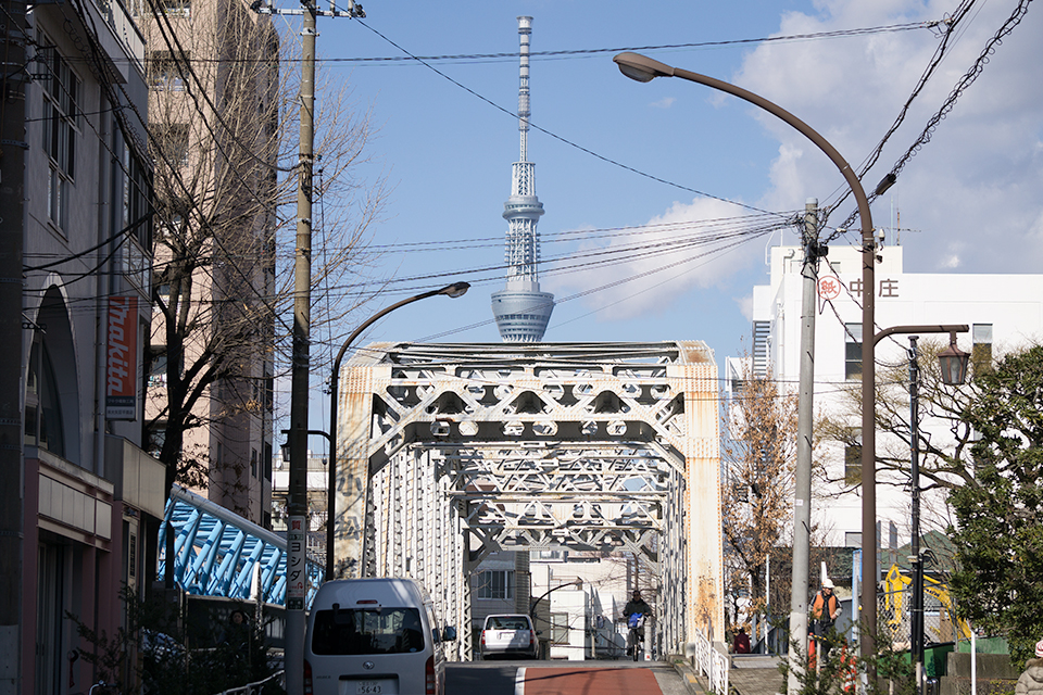 「小松橋」です。
