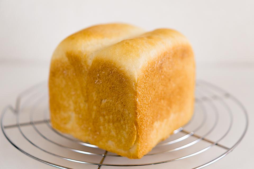 低温発酵の食パン