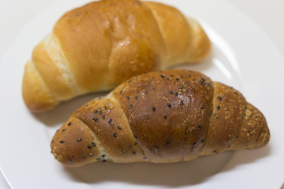 パン屋さんの塩パン